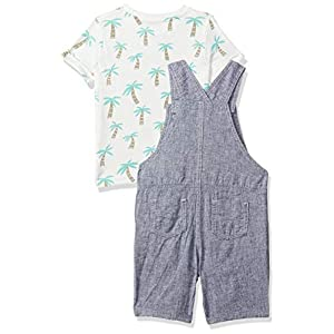 Mothercare Baby-Boy's Cotton Clothing Set