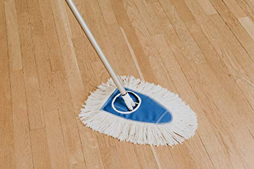Fuller Brush Dry Mop Head With Frame & Adjustable Telescopic Handle (Dry Mop Complete) by Fuller Brush (Image #8)