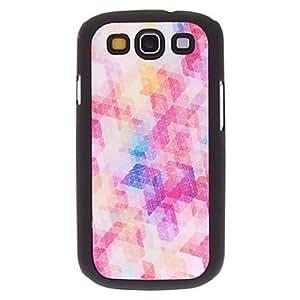ATQ Dreamlike Pattern PU Leather Hard Case for Samsung Galaxy S3 I9300
