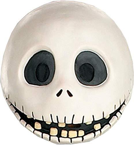 Jack Skellington Nightmare Before Christmas Latex Adult Halloween Costume -