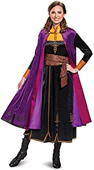 Disney Frozen 2 Deluxe Anna Women's Cos