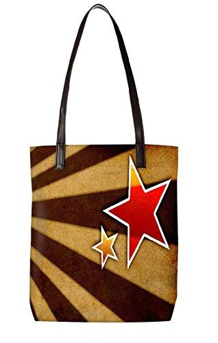 Snoogg Strandtasche, mehrfarbig (mehrfarbig) - LTR-BL-3345-ToteBag