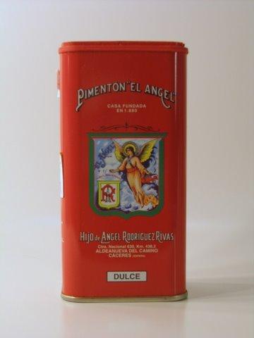 El Angel - Smoked Mild Spanish Paprika, 5.65 oz. Tin by El Angel