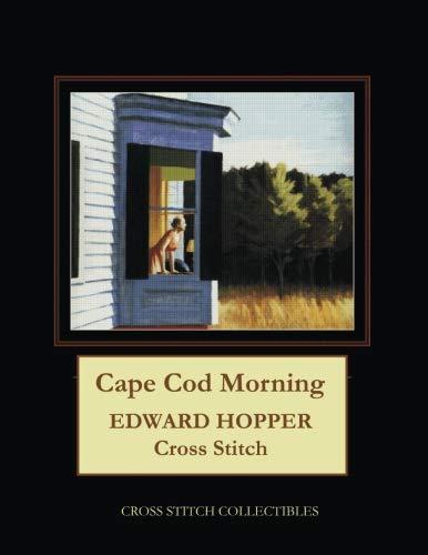 Cape Cod Morning: Edward Hopper Cross Stitch Pattern