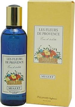 Les Fleurs De Provence Muguet By Molinard For Women. Eau De Toilette Spray 3.3 Ounces