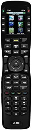 URC MX-890 Remote Control