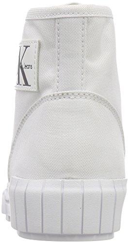 Nylon Jeans Klein Hautes Femme Baskets Bixi Calvin T0twqw