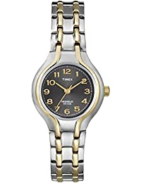 T2K951 Women's Elevated Classics Indiglo Two Tone Bracelet Watch