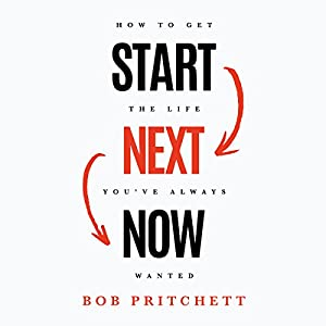 Start Next Now Audiobook