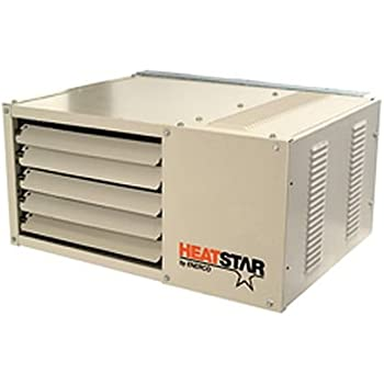 Mr Heater 75k Natural Gas Shop Garage Unit Heater Amazon