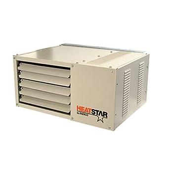 Natural Gas Shop Heater >> Mr Heater 75k Natural Gas Shop Garage Unit Heater Amazon Com