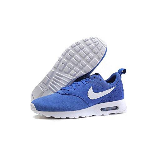 Leather High Royal Fashion Max Ltr Varsity Tavas Men's Sneaker Air Nike White Ankle 401 Black 0aSUwYq
