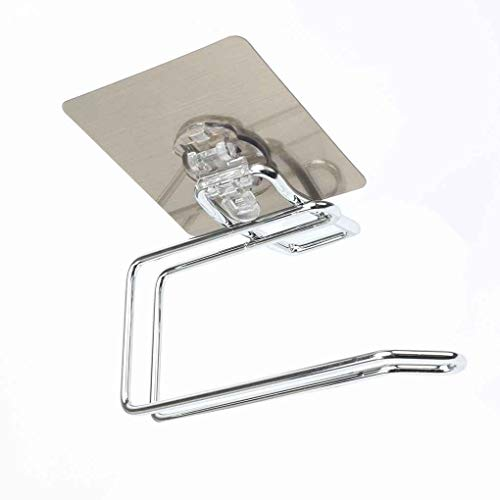 Agordo Wall Mounted Paper Towel Holder Toilet Roll Holder Holder Rack -