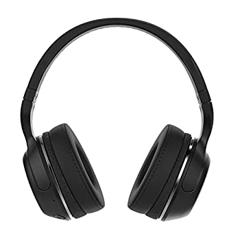 Skullcandy Hesh 2 Bluetooth Wireless Over-ear Headphones With Microphone, Supreme Sound & Powerful Bass, 15-hour Rechargeable Battery, Soft Synthetic Leather Ear Cushions, Black 8