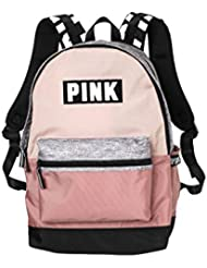 Victorias Secret PINK Cocoon and Perfectly Pink Campus Backpack