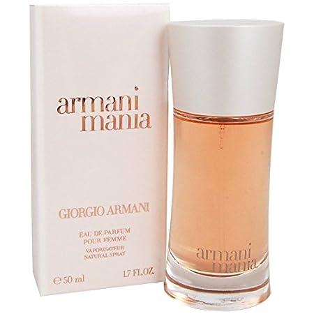 Giorgio Armani Mania Pour Femme for Women Eau De Parfum Spray 1.7-Ounce 140853