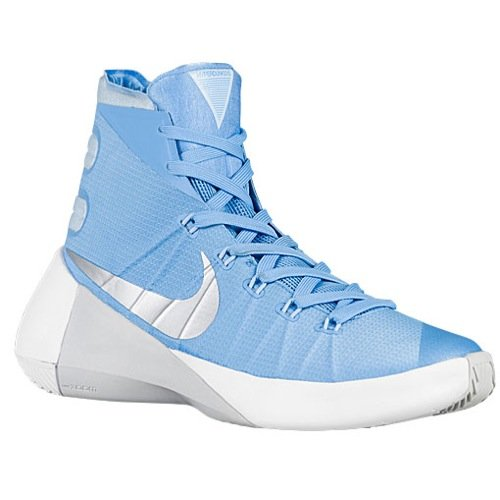 dcde06d4f1cf Nike Mens Hyperdunk 2015 TB Basketball Shoes University Blue Ice Blue White  749645-403 Size 9
