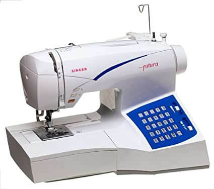 Amazon SINGER CE40 Futura Sewing And Embroidery Machine Amazing 4 Pics 1 Word Woman With Scissors Sewing Machine