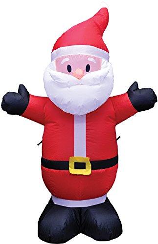 (Airflowz Santa Inflatable 4)