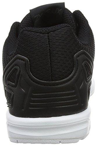 Zapatillas Ftwbla Negbas Adidas Negbas Niños ZX Negro Flux para EaHEwxq8vB