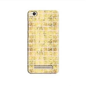 Cover It Up - Gold Pink Break Mosaic Redmi 4A Hard Case