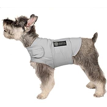Amazon Com Thundershirt Dog Anxiety Treatment Gray