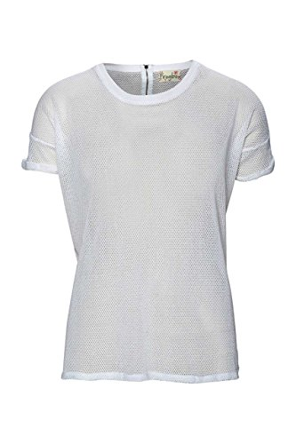 Frogbox Camiseta MESH Blanco