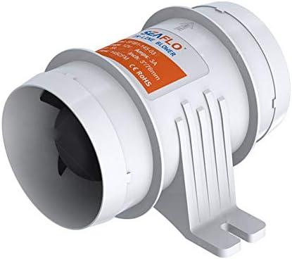 Seaflo Ventilador Extractor Aire en Cala 12V: Amazon.es: Deportes ...