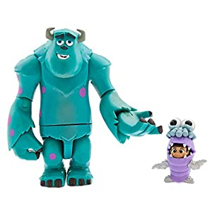 Disney Sulley Action Figure – Pixar Toybox