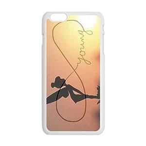 Beautiful Flower Child Lunlun Cell Phone Case for iPhone plus 6 wangjiang maoyi