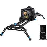 GVM Camera Slider, 31 Inches Electronic Motorized...