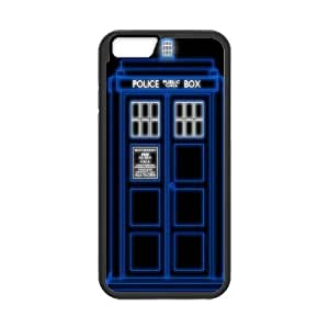 Police Box¡ê?Doctor Who CUSTOM Case Cover for iPhone6 4.7