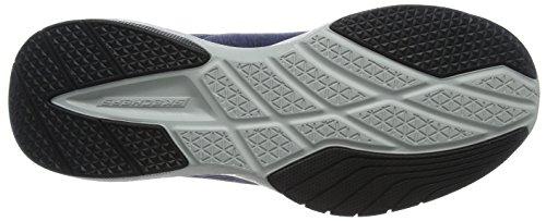 Burst Skechers Blu Grey Scarpe Locust Uomo Navy Running TR pHdHxnq