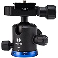 Benro Triple Action Ball Head w/ PU50 Quick Release Plate (IB0)