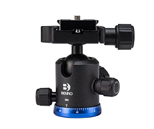 Benro Triple Action Ball Head w/ PU50 Quick Release Plate