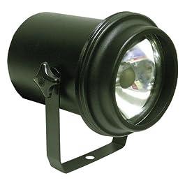 American Dj Pl-1000 Pinspot With Lamp