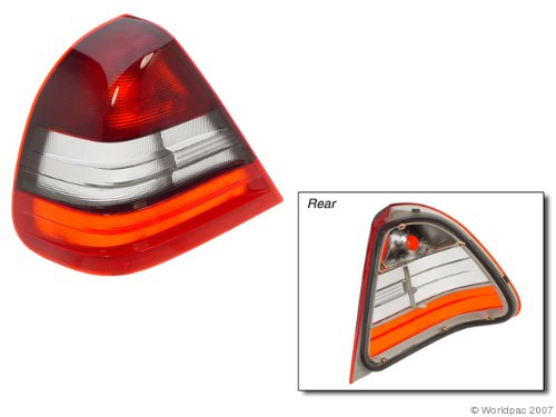 ULO Mercedes-Benz Driver Side Replacement Tail Light Lens