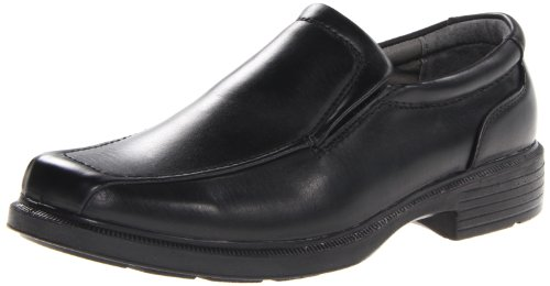 Deer Stags Men's Greenpoint Slip-On Loafer,Black,10.5 M US