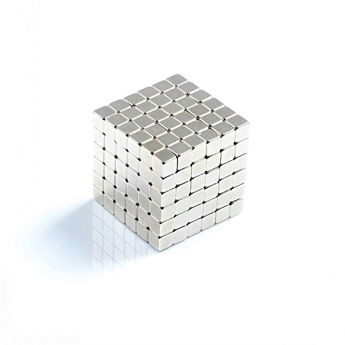 YIFANYU 5mm 216Pcs Magnetic Cube Children's Puzzle Toys Gifts Creative Office Decompression Ball Gift Magnetic Ball Desktop Decoration