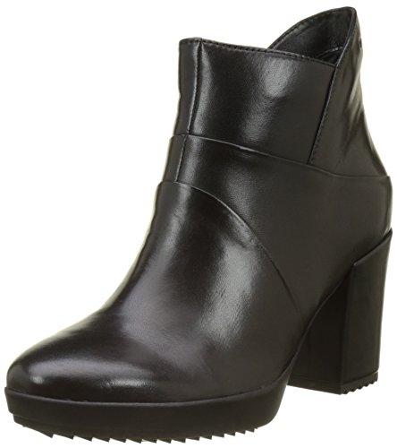 Stiefel Damen STONEFLY EBONY 6 Farbe Schwarz