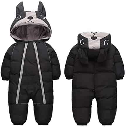 07150b8fa Shopping Blacks - Snow Wear - Jackets & Coats - Clothing - Baby Boys - Baby  - Clothing, Shoes & Jewelry on Amazon UNITED STATES | Fado168.com
