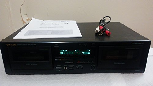 Onkyo TA-RW311 Stereo Cassette Double Deck Tape Deck