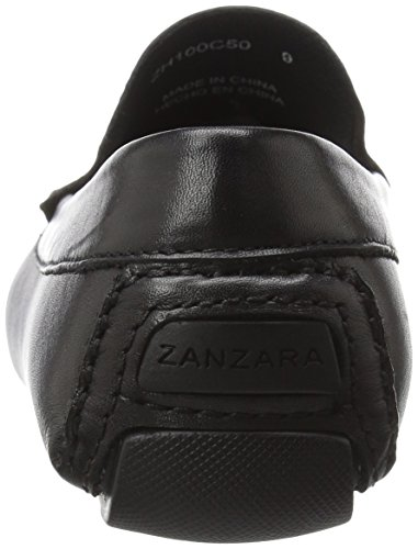 Picasso Slip Men's Loafer Black ZANZARA On Ii anA6Z