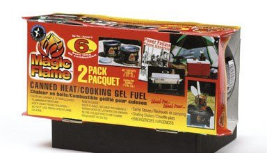 COOKING FUEL 7OZ 2PK MF by MAGIC HEAT MfrPartNo MF004-6