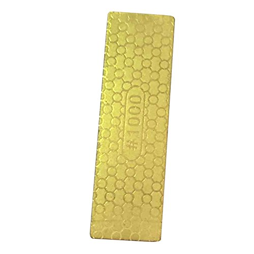 DMD Double sided 400 1000 Grit Diamond whetstone Sharpening Stone Kitchen Knives Garden Woodworking Tools