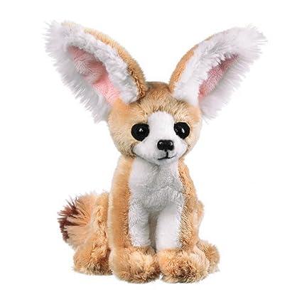 Amazon Com Wildlife Artists Fennec Fox Plush Toy Toys Games