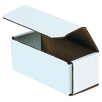 Cajas rápido bfm1063 sobres de cartón corrugado, 10 x 6 x 3 cm, 0