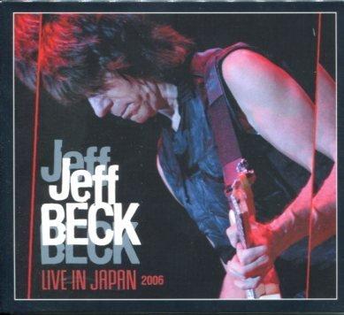 Price comparison product image Live in Japan 2006 By Jeff Beck ~ Cd Digi Pack [Ltd. Ed. Import]