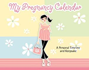 Havoc Gifts My Pregnancy Calendar (Discontinued by Manufacturer) (Discontinued by Manufacturer)