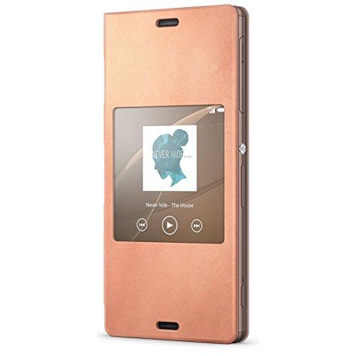 182 opinioni per Sony 1287-5638 SCR24 Cover Xperia Z3 Copper